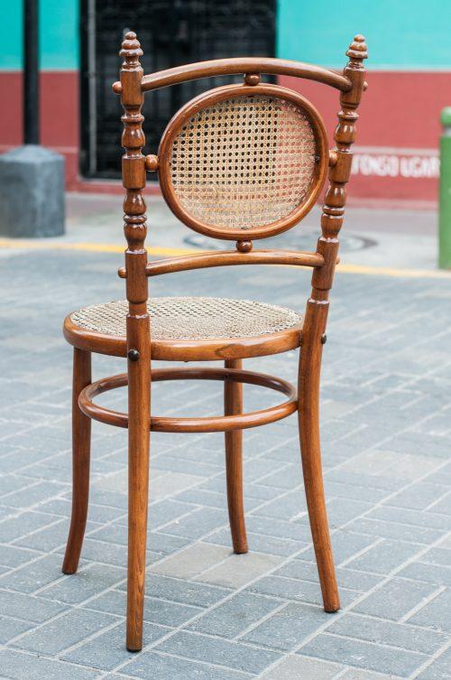 Silla Fischel (estilo Thonet) madera de Haya | 3