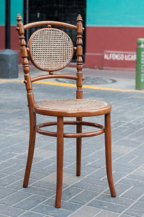 Silla Fischel (estilo Thonet) madera de Haya | 1