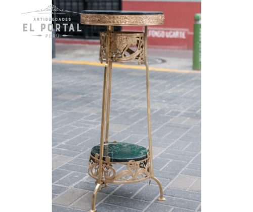 10605-pedestal-art-nouveau-antiguedadesElPortal-antiguedades