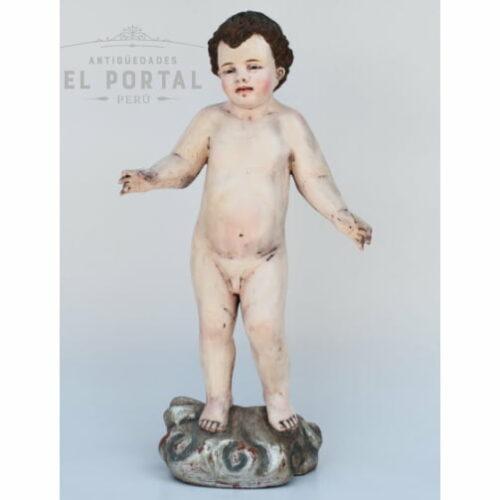 6366-divino-Niño-Jesús-escultura-madera-policromada