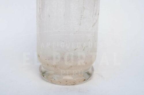 Sifón Inglés de vidrio transparente | 3