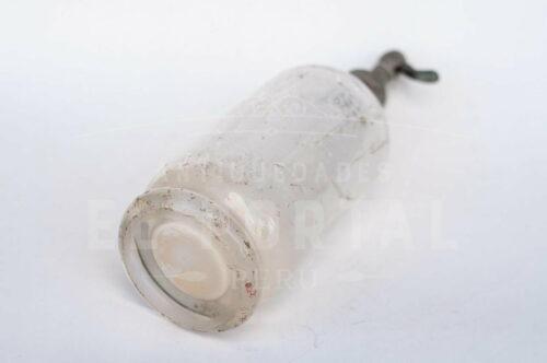Sifón Inglés de vidrio transparente | 4