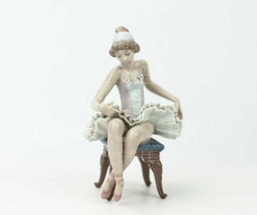 bailarina porcelana lladro