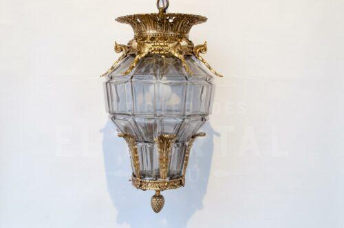 Lámpara francesa estilo Luis XlV Versalles | 1