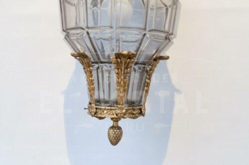 Lámpara francesa estilo Luis XlV Versalles | 5