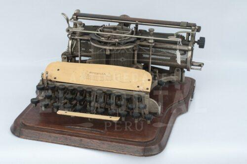 Máquina de escribir Hammond No.12 | 1