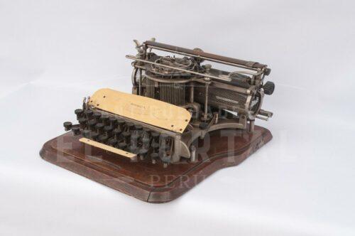 Máquina de escribir Hammond No.12 | 2