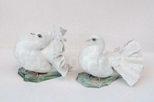 Rosenthal par de figuras de porcelana | 4