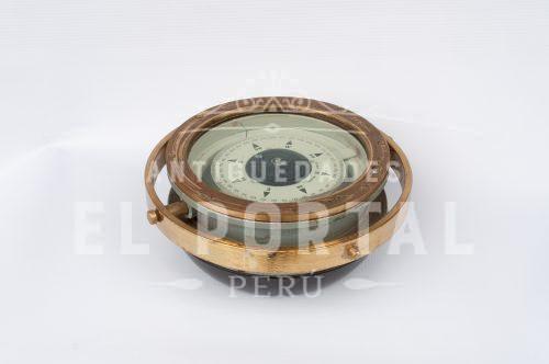 Brújula de bronce Geomar | 1