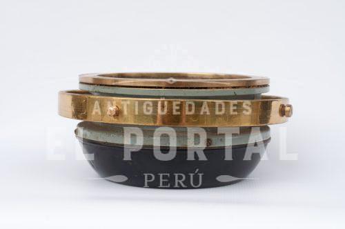 Brújula de bronce Geomar | 2