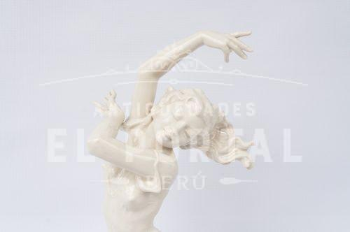 "Bailarina ""El Final"" Porcelana alemana Hutschenreuther | 2"