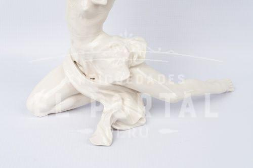 "Bailarina ""El Final"" Porcelana alemana Hutschenreuther | 3"