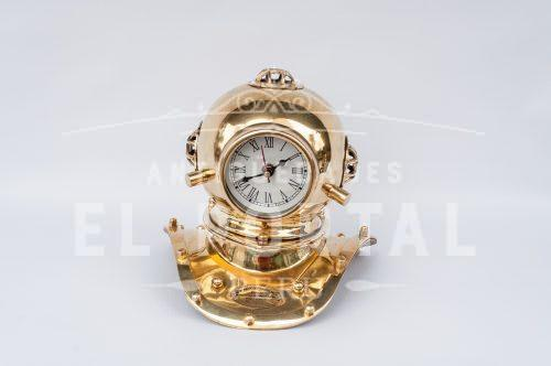 Escafandra casco de buzo con Reloj | 1