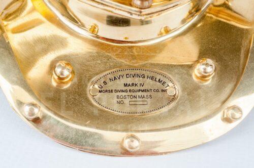 Escafandra casco de buzo con Reloj | 2
