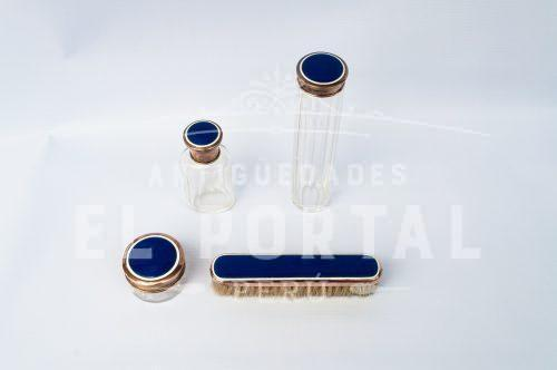 Guilloche Set de Tocador | 2