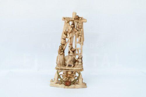 Piedra de Huamanga El Descendimiento de Cristo de la Cruz | 1
