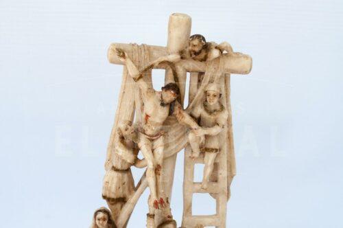Piedra de Huamanga El Descendimiento de Cristo de la Cruz | 3
