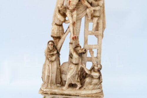 Piedra de Huamanga El Descendimiento de Cristo de la Cruz | 4