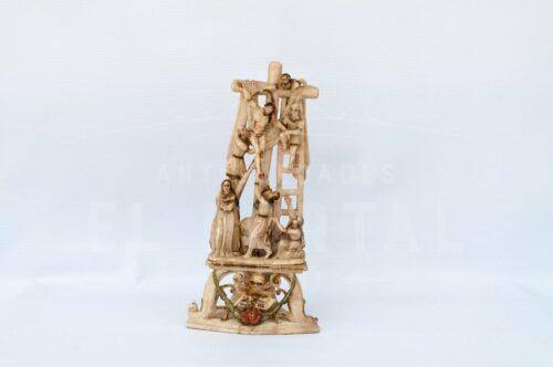 Piedra de Huamanga El Descendimiento de Cristo de la Cruz | 2