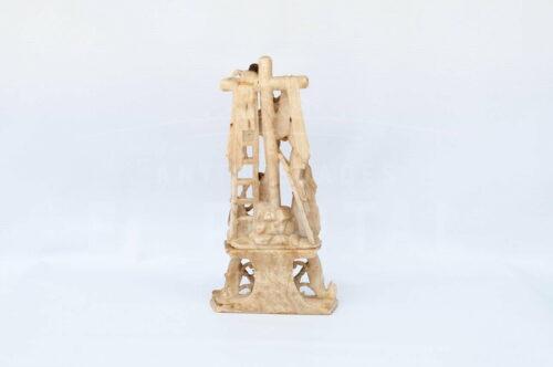 Piedra de Huamanga El Descendimiento de Cristo de la Cruz | 6