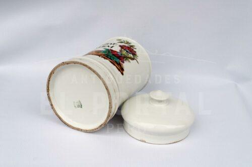 Botámen de botica de Porcelana francesa Mehun | 2