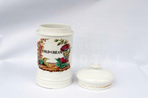 Conservera de farmacia de porcelana francesa Mehun | 4