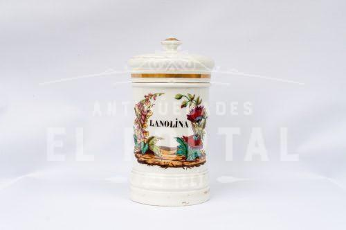 Botámen de porcelana Francesa Mehun | 1