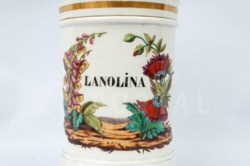 Botámen de porcelana Francesa marca Mehun | 2