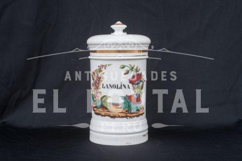 Botámen de porcelana Francesa Mehun | 5