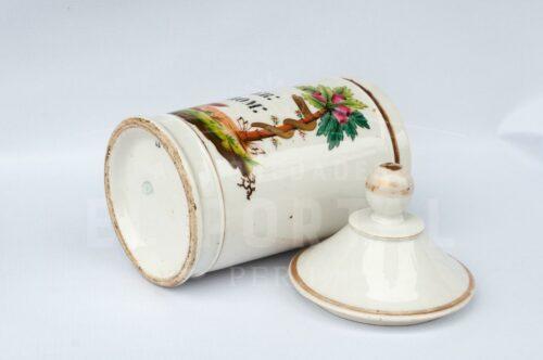 Conservera de Botica de Porcelana H. Vignier | 3