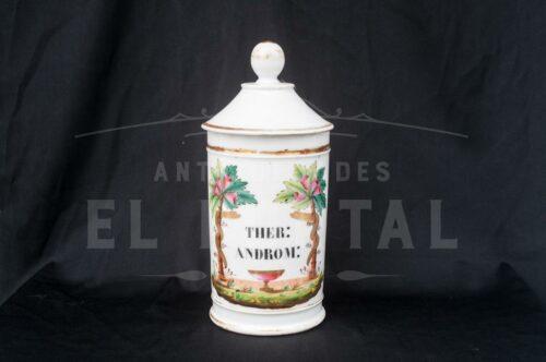 Conservera de Botica de Porcelana H. Vignier | 4