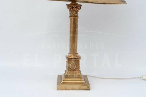 Lámpara de mesa estilo Imperio | 2
