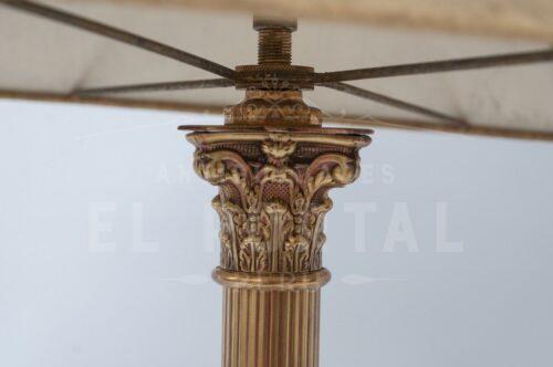 Lámpara de mesa estilo Imperio | 4