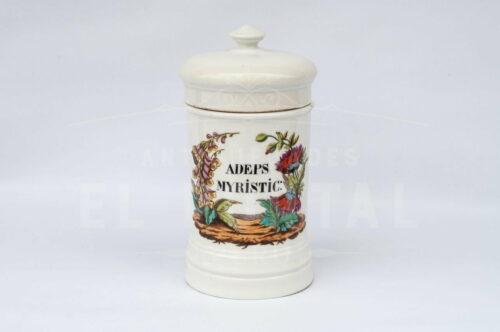 Botámen Conservera de porcelana Francesa Mehun | 1