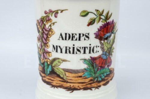 Botámen Conservera de porcelana Francesa Mehun | 2
