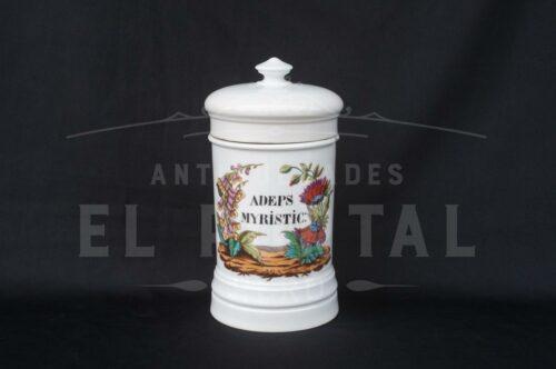 Botámen Conservera de porcelana Francesa Mehun | 4
