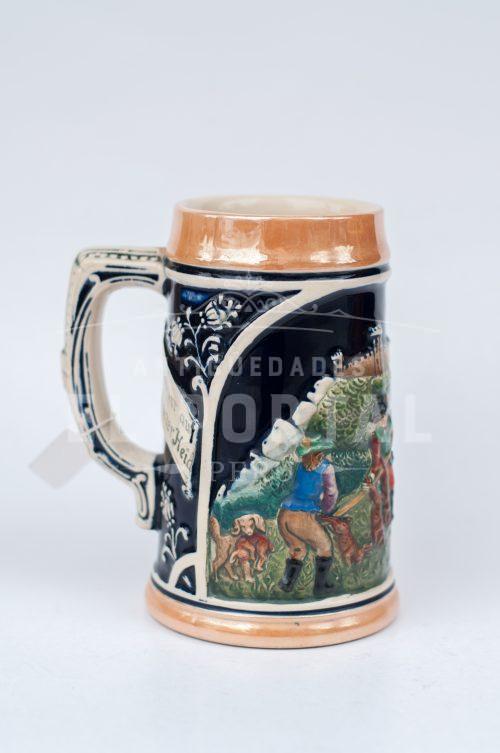 Chop de cerveza de cerámica alemana | 1
