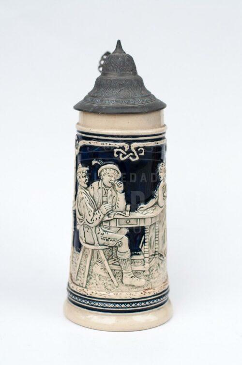 Chopp de cervecero de cerámica alemana | 1