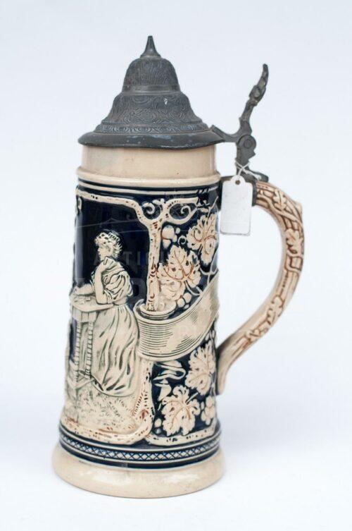 Chopp de cervecero de cerámica alemana | 6