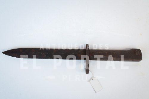 Bayoneta sin funda | 6