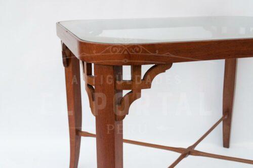 Mesa auxiliar de madera | 4