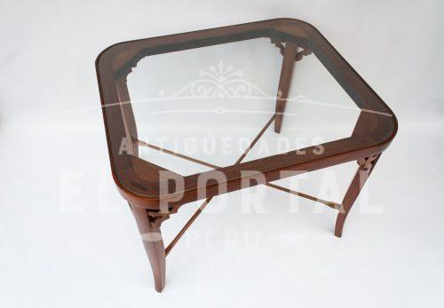 Mesa auxiliar de madera | 2