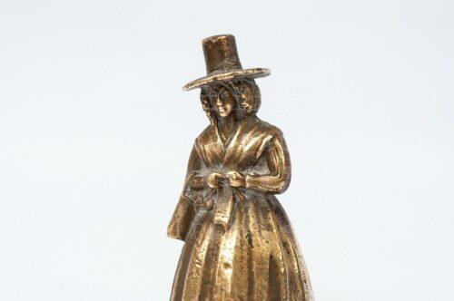 Campana de mesa Figura de Dama | 2