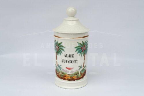 Botámen Conservera de porcelana francesa | 1