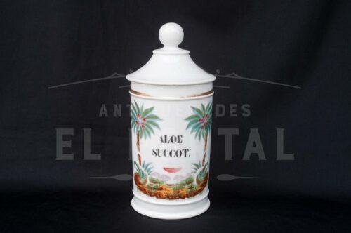 Botámen Conservera de porcelana francesa | 5