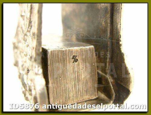 Porta Fosforera de plaqué WMF | 3