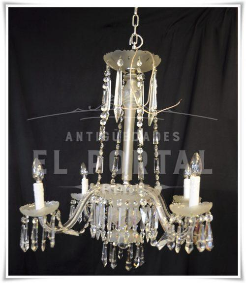 Lámpara de cristal Baccarat | 1
