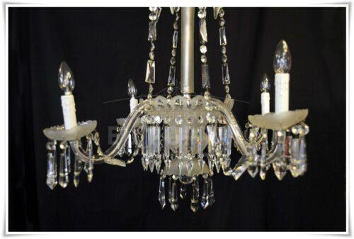 Lámpara de cristal Baccarat | 5