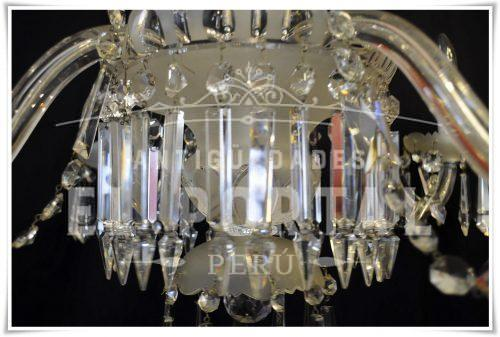Lámpara de cristal Baccarat | 3