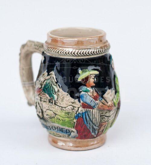 Chop de cervecero de cerámica alemana | 5